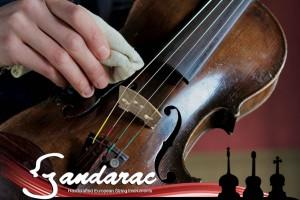 24 - violin cloth