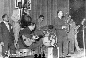 25 - jazz band