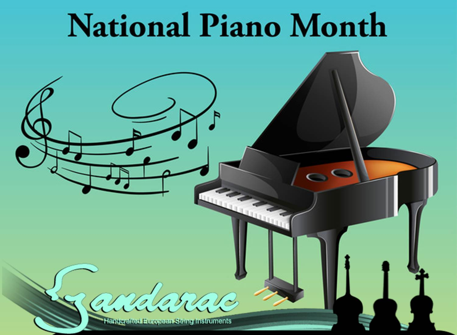 01 - piano month