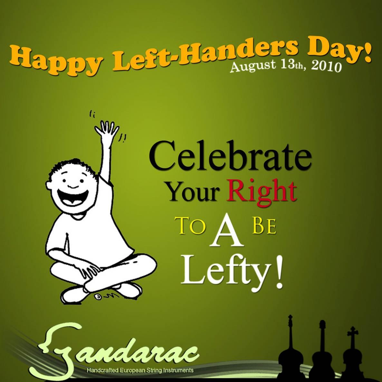 left handers day - photo #4