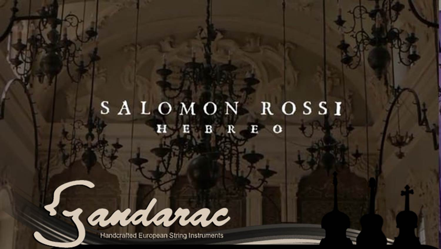 a biography of salamone rossi a jewish musician Buy salamone rossi, jewish musician in late renaissance mantua (oxford monographs on music) first edition by don harran (isbn: 9780198162711) from amazon's book store.