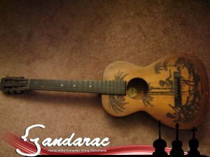 17 - old Wards guitar