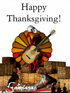 27 - happy thanksgiving