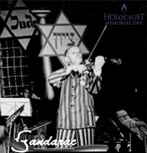27 - holocaust memorial day