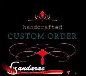 15 - web custom order