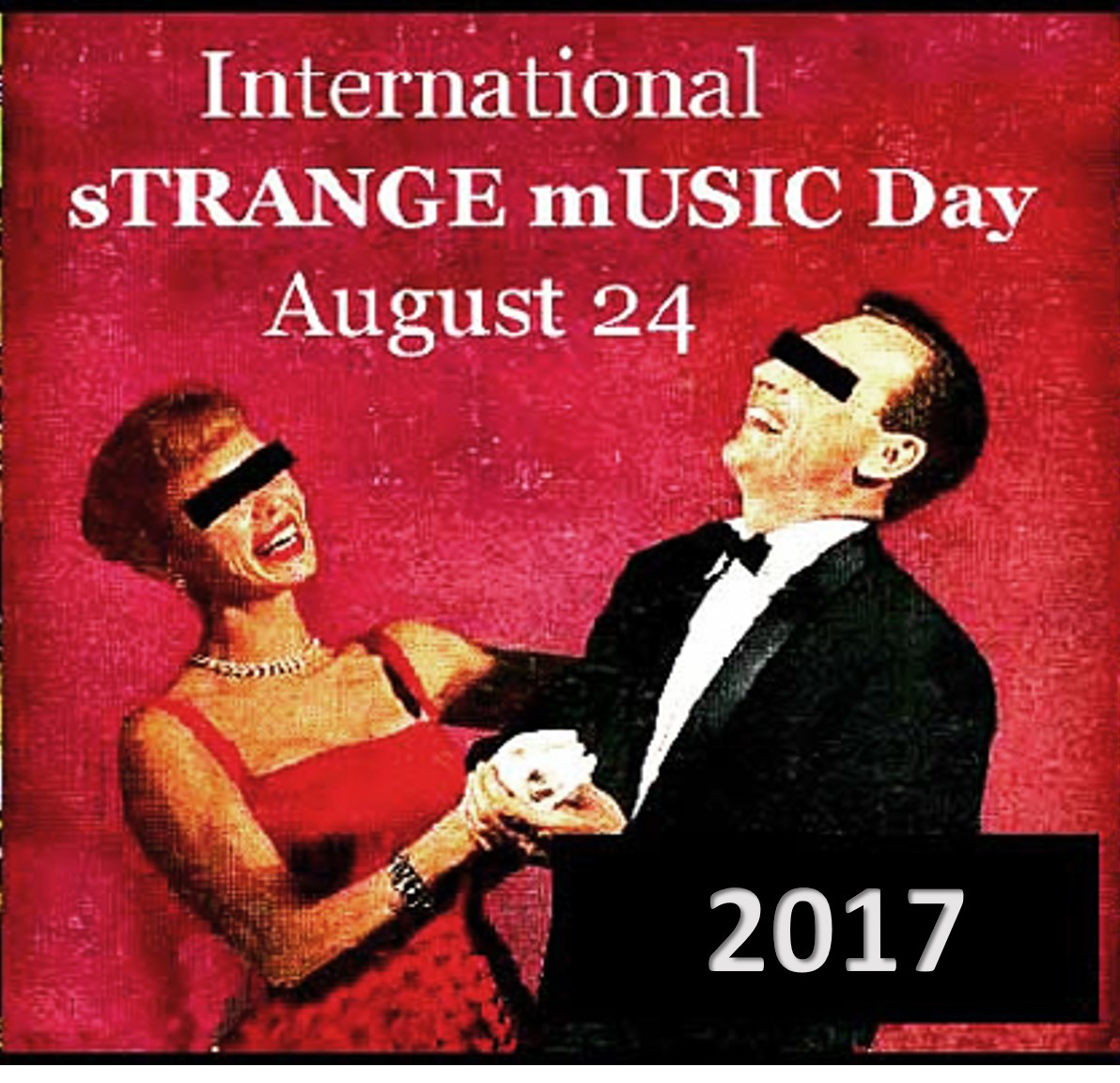 24 - strange music day
