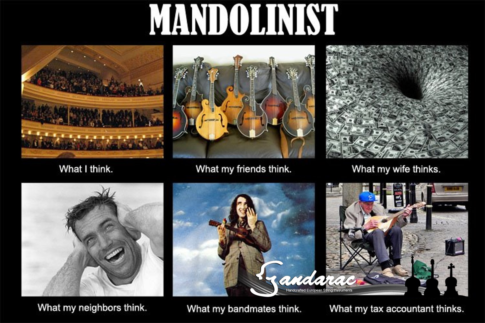 20 - mandolin joke