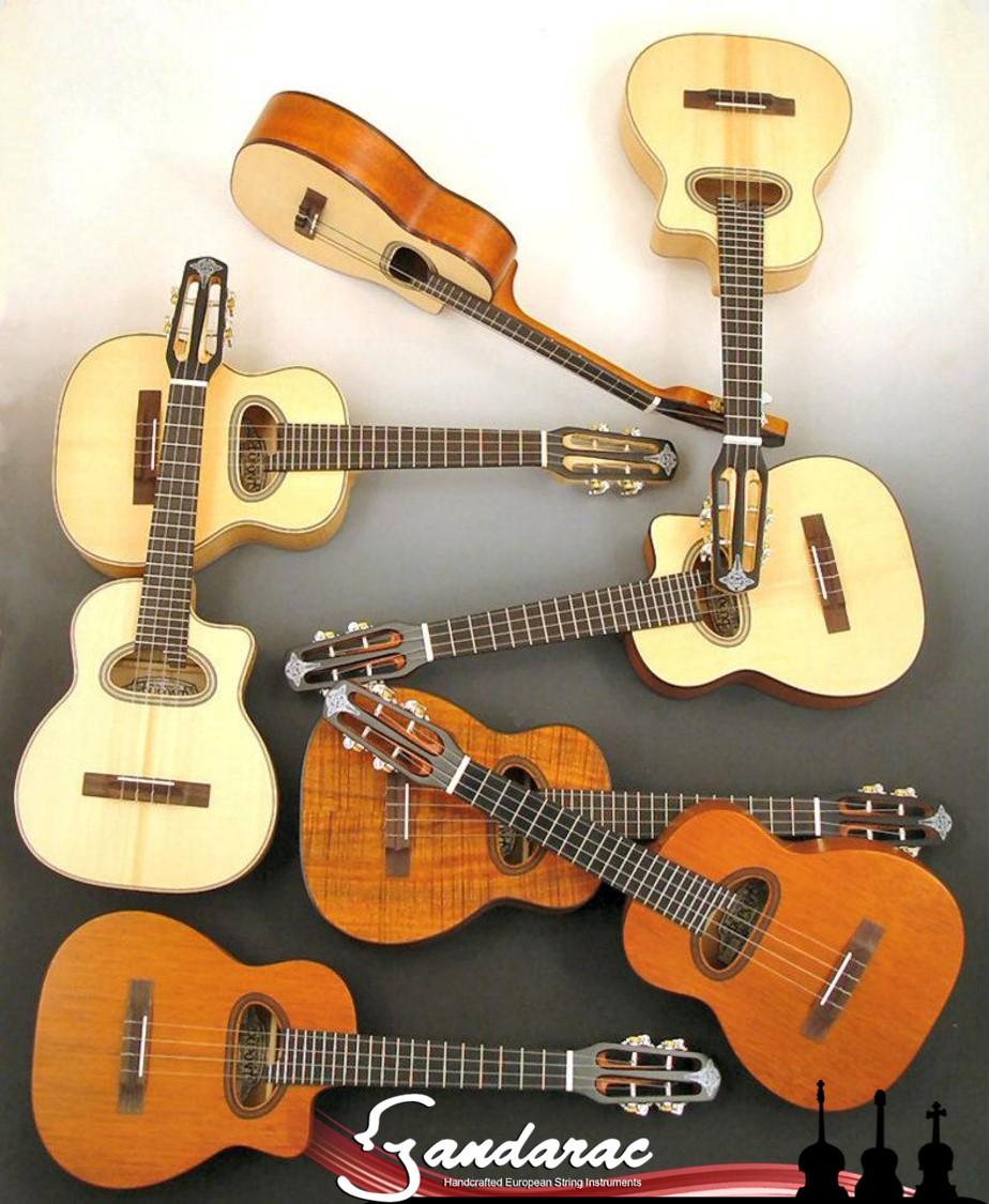 02 - ukuleles