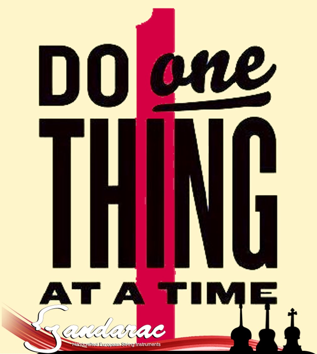 17 - one thing