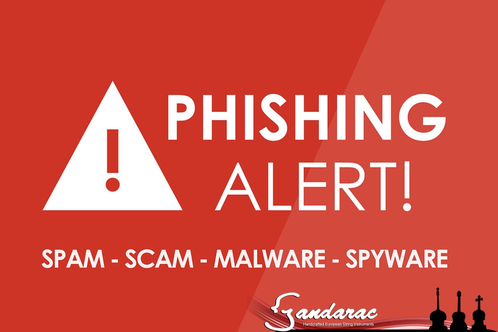 16 - phishing alert