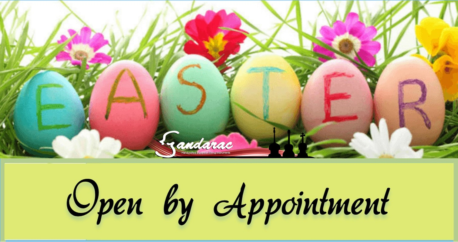 27 - easter opening