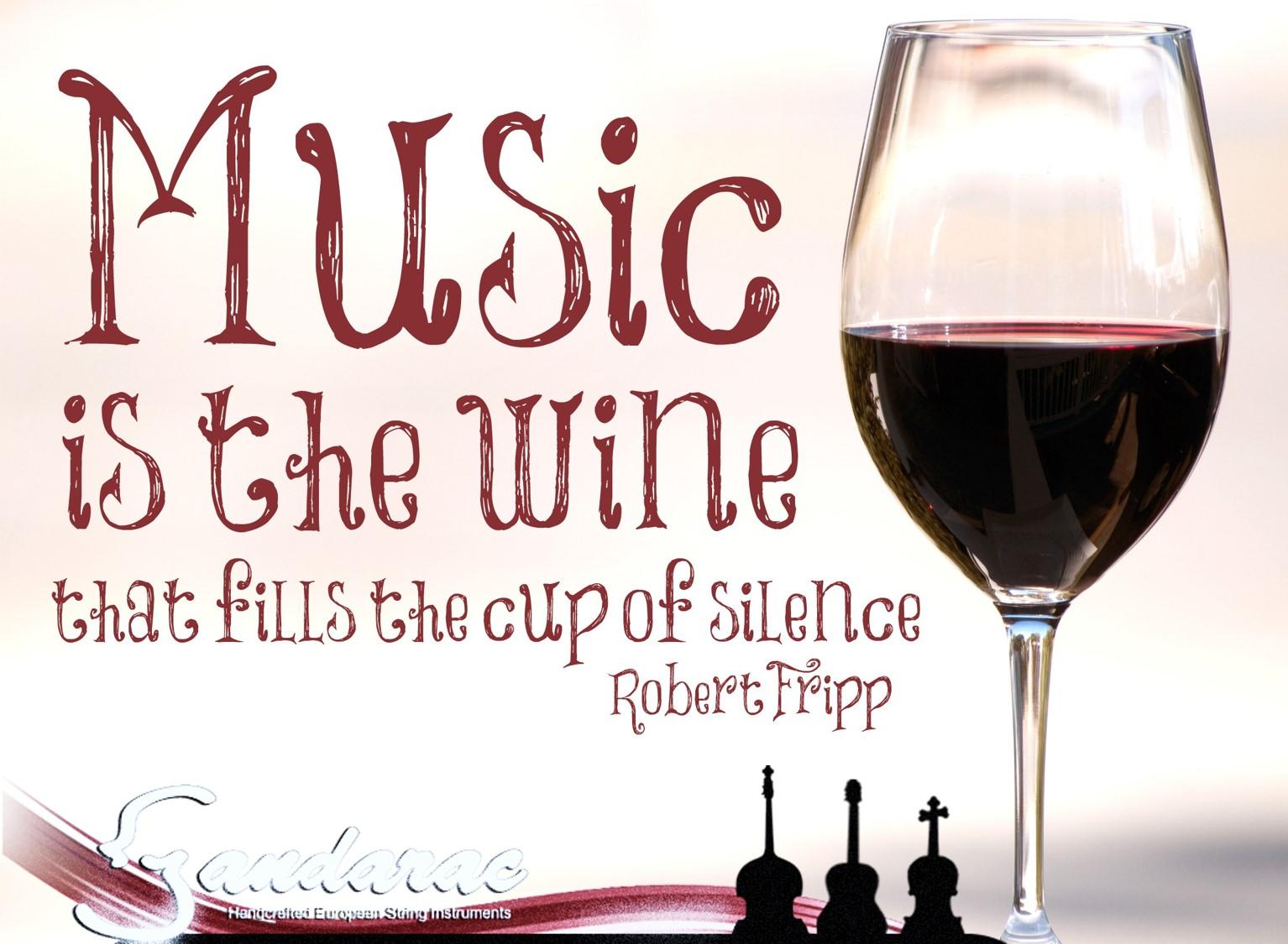 28 - music wine