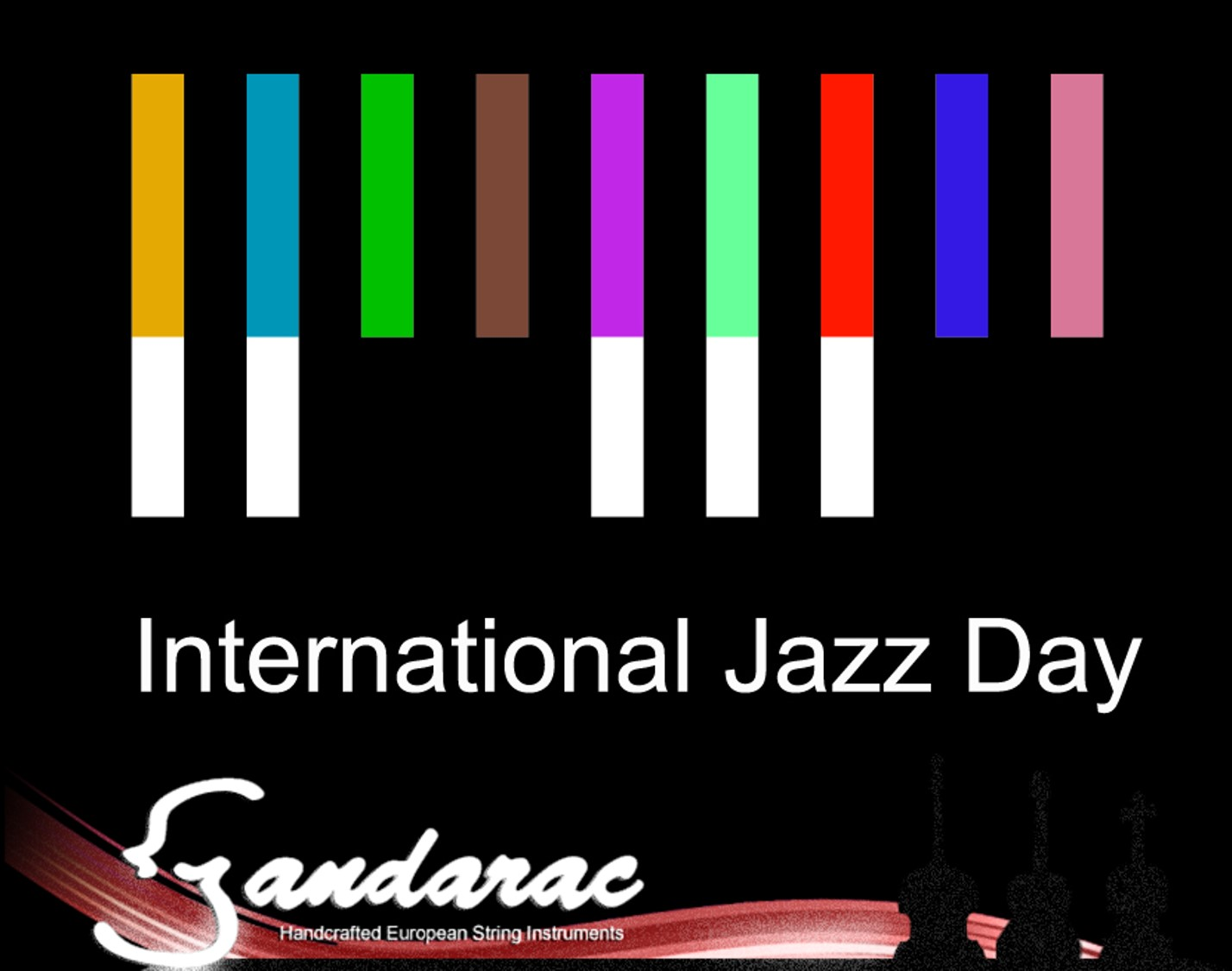 30 - international jazz day