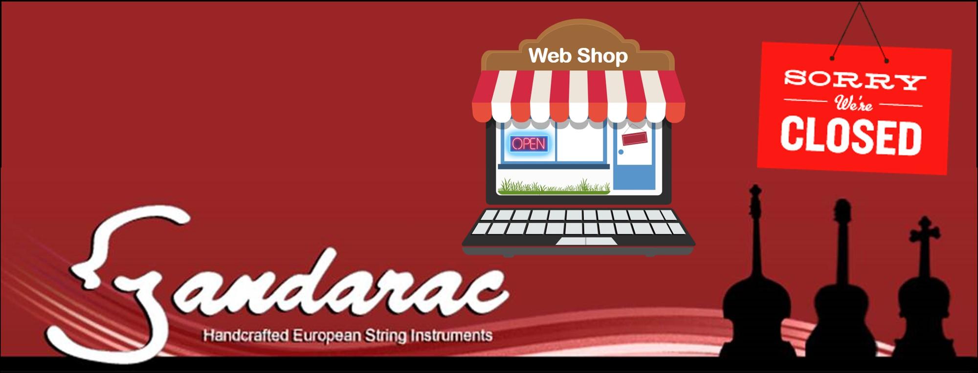 29 - web shop open