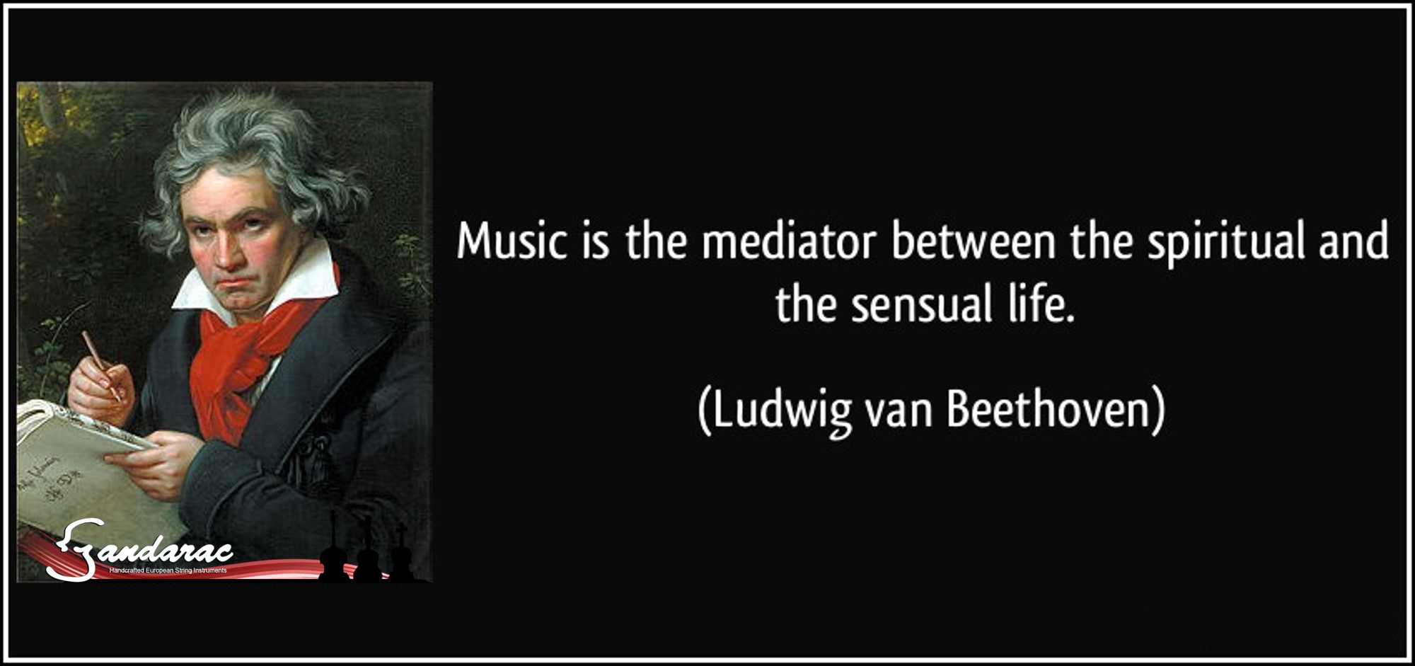 27 - music is the mediator