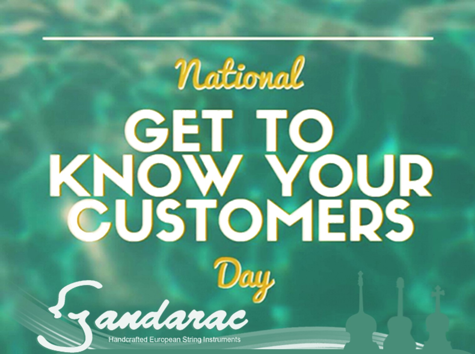 19 - get to know your customers