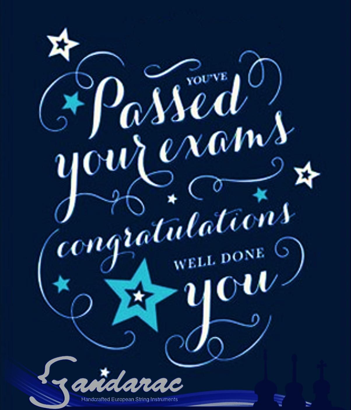 23 - exam pass