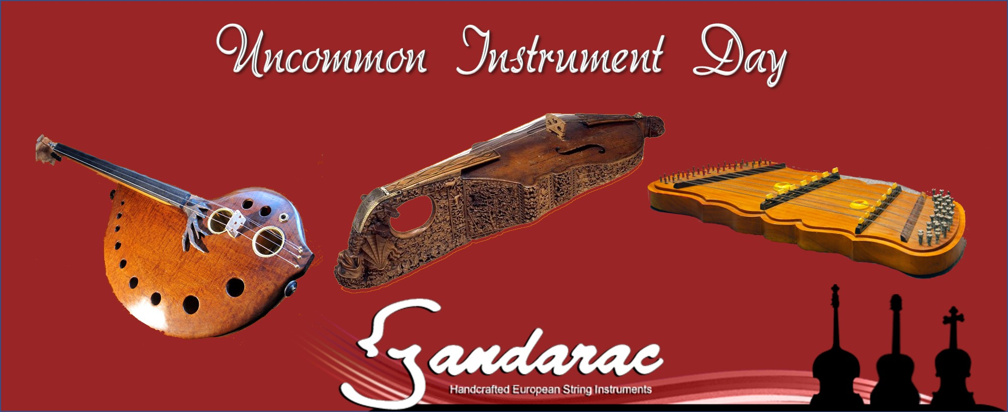 31 - uncommon instrument day