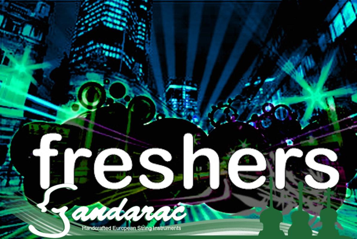 14 - freshers week