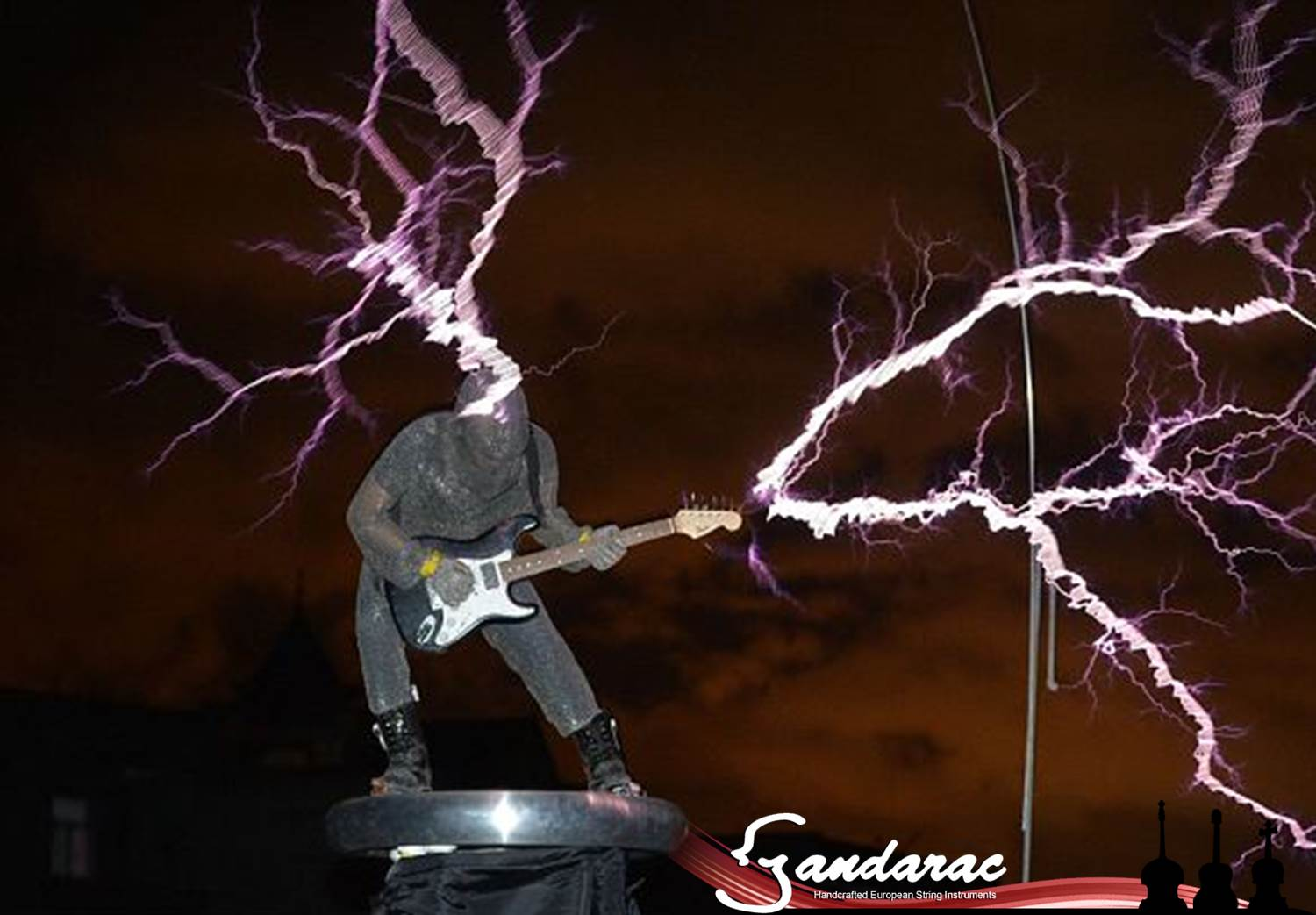 16 - electrocuted