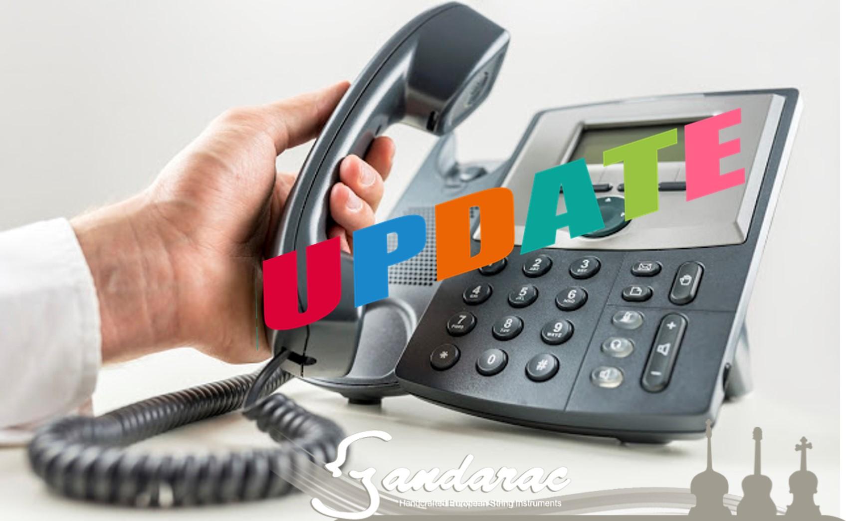 21 - phone update