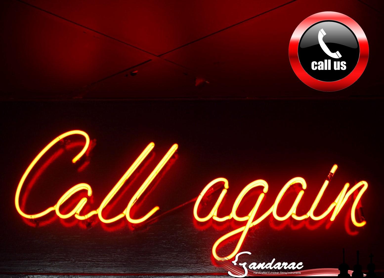 15 - call again