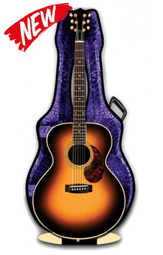 3D Greeting Card Acoustic Guitar