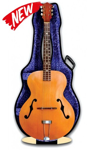 3D Greeting Card Archtop Guitar