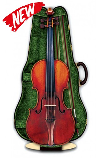3D Greeting Card Violin