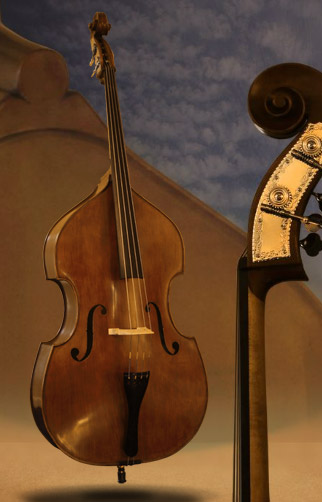 Kremona Double Bass DB4