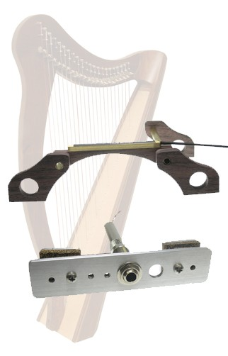 CH-3 Celtic and Pedal Harp Pickup