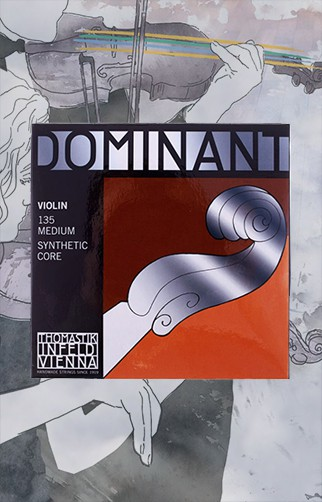Dominant 135 Violin Set