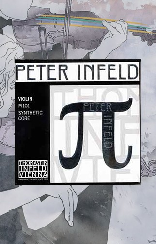 Peter Infeld P101 Violin Set