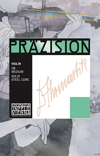 Prazision 58 Violin Set