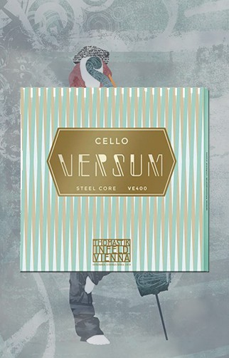 Versum VE400 Cello Set