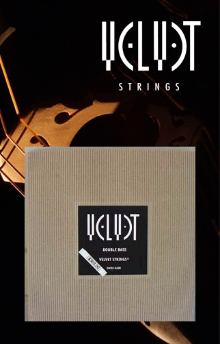Vevet Strings - Compass Blue